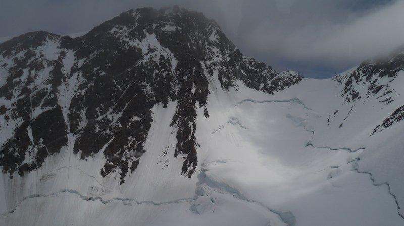 Zermatt: un alpiniste solitaire décède à la Pointe Dufour