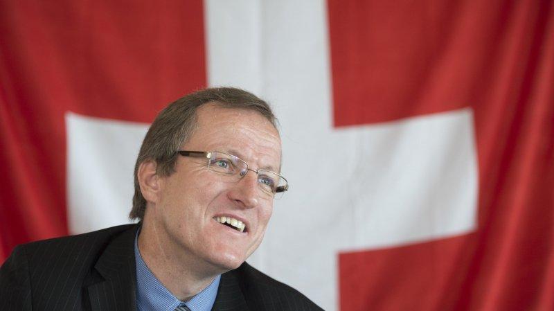 Stephan Moser quitte la présidence de l'UDC neuchâteloise