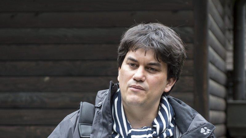 Arnaud Maeder prendra la direction du centre nature BirdLife à La Sauge