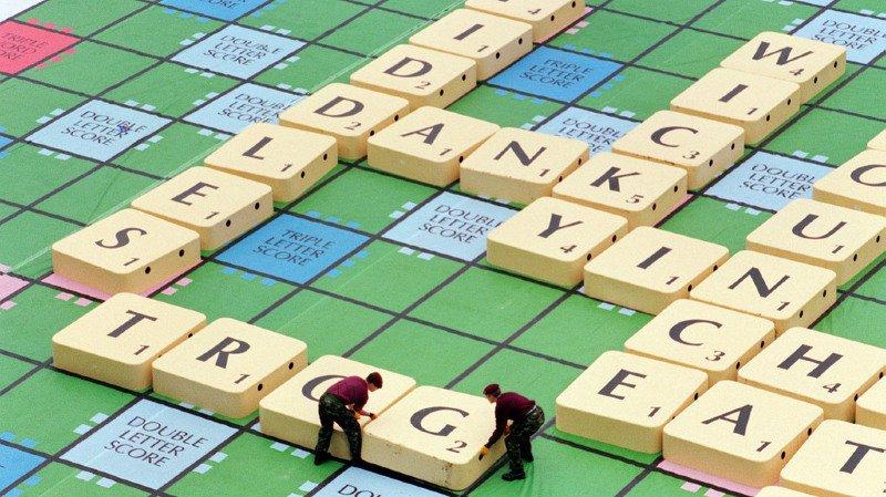 Alphabétisation: des Scrabble géants dans plusieurs villes de Suisse romande