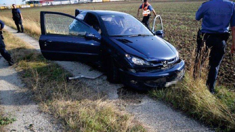 Soleure: course-poursuite de 6 heures entre un jeune automobiliste de 19 ans et la police