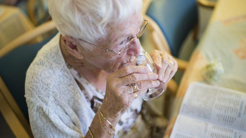 La liste des personnes âgées a été établie sur la base des données du contrôle des habitants.