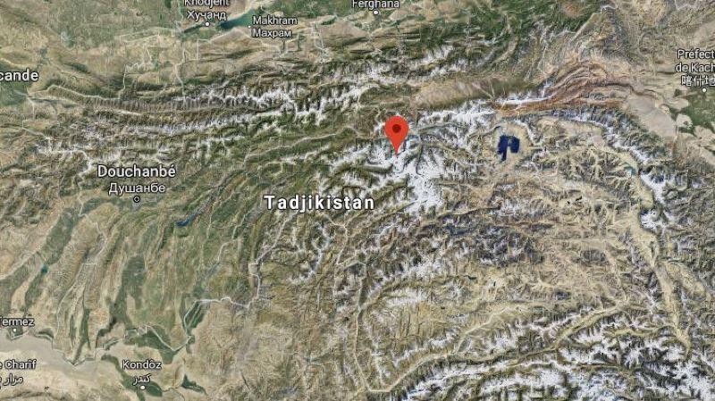 Tadjikistan: treize alpinistes disparus après l'atterrissage forcé de leur hélicoptère