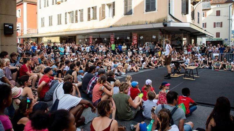 La Chaux-de-Fonds: La Plage des Six Pompes dévoile son programme