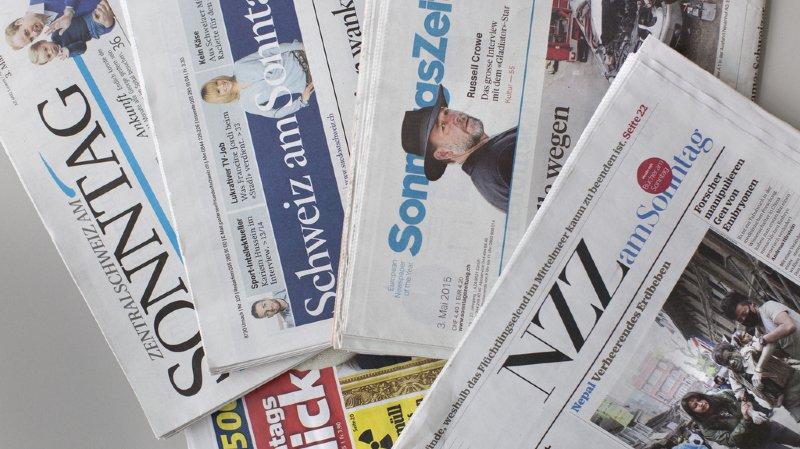 Revue de presse: Changement climatique, pénurie de médicaments ou encore congé parental au menu de ce dimanche