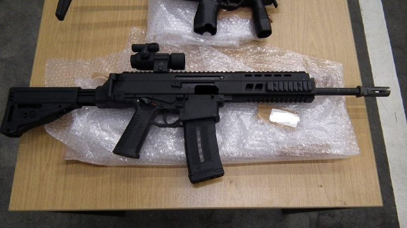 Paraguay: 42 fusils d'assaut de la police volés et remplacés par des jouets
