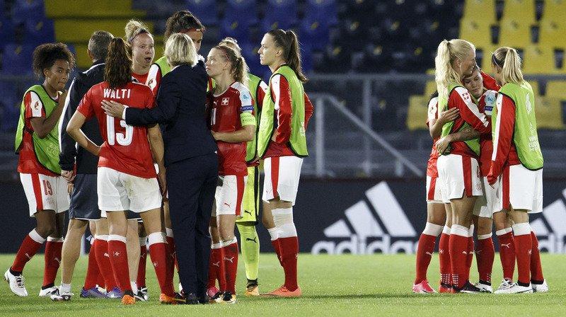 Football - qualification de la Coupe du monde: balle de match pour les Suissesses en Ecosse