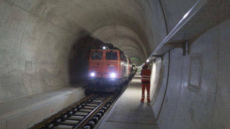 Le tunnel de base du Gothard ayant été construit durant 18 ans, certaines installations sont déjà vieilles et doivent être entretenues.