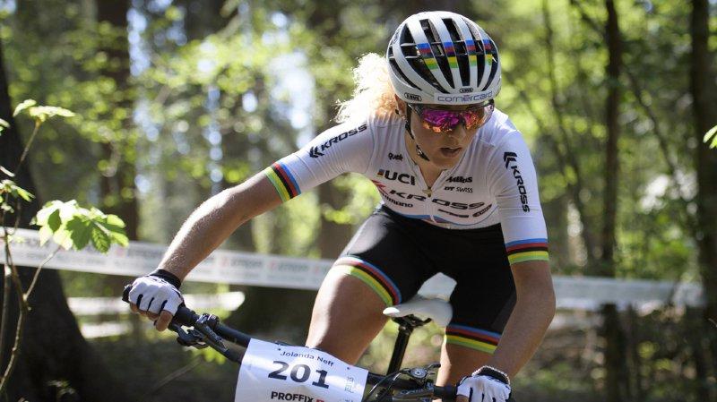 VTT: Jolanda Neff championne d'Europe pour la 3e fois à Glasgow