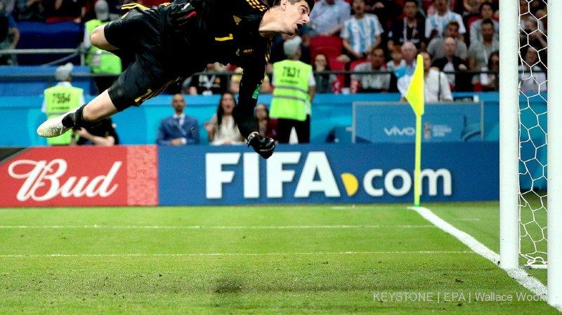 Football: le gardien belge Thibaut Courtois quitte Chelsea pour le Real Madrid