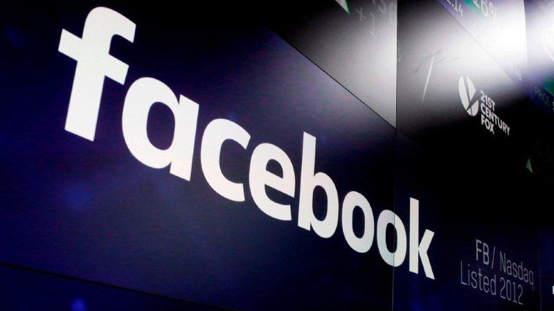 Etats-Unis: Facebook décèle une tentative d'influence des prochaines élections