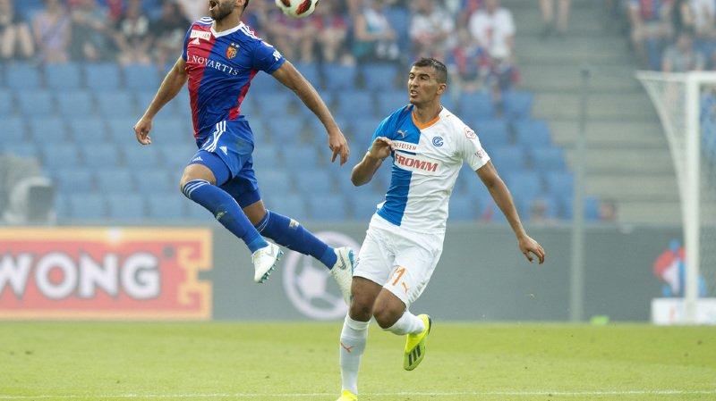 Football: le FC Bâle s'impose 4-2 face aux Grasshoppers