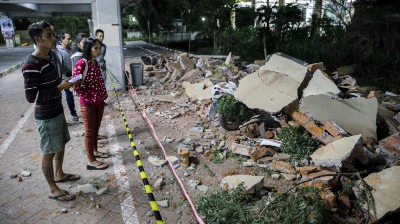 Indonésie: les îles de Lombok et de Bali secouées par un puissant séisme, faisant au moins 39 morts