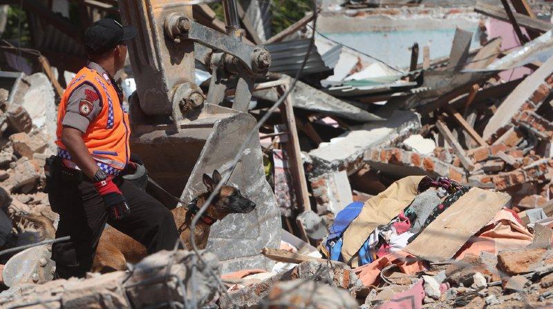 Indonésie: le bilan du séisme monte à 131 morts, plus de 156'000 déplacés