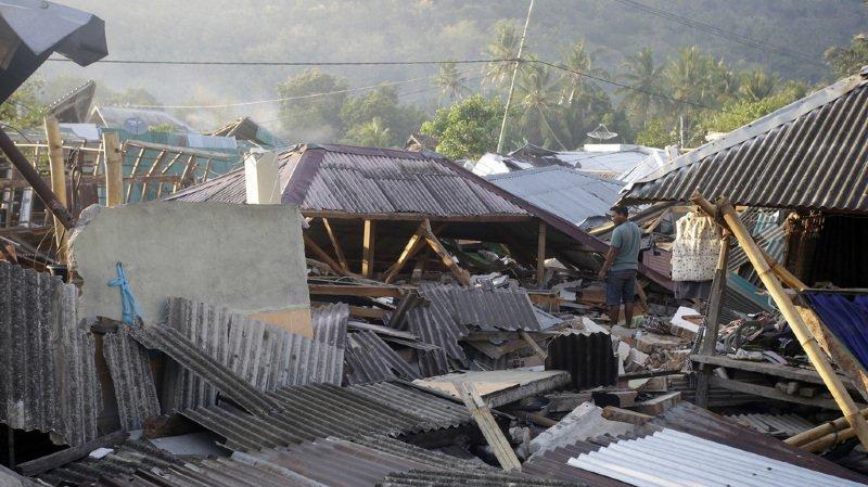 La secousse s'est produite quatre jours seulement après un autre séisme qui a fait plus de 160 morts.