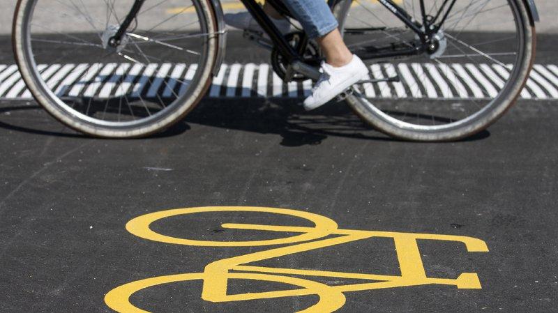 Initiative pro vélo: 423 millions investis dans les infrastructures cyclables depuis 2010, Romandie à la traîne