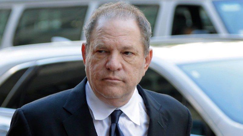 Harvey Weinstein à nouveau accusé de viol