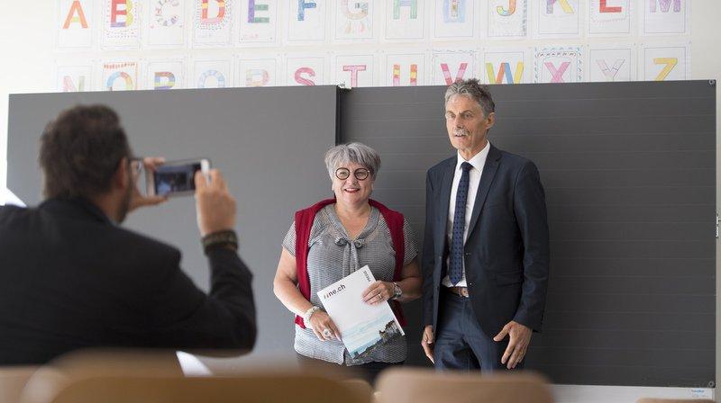 Le canton de Neuchâtel prévoit une rénovation du cycle 3 pour la rentrée scolaire