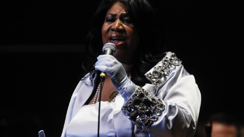 Aretha Franklin, la reine de la soul, est morte à l'âge de 76 ans
