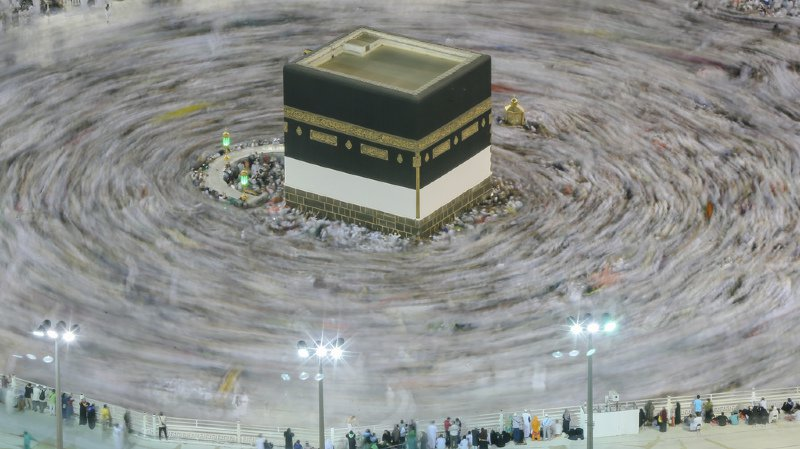 Pèlerinage à la Mecque: plus de 2 millions de musulmans entament le hajj en Arabie saoudite
