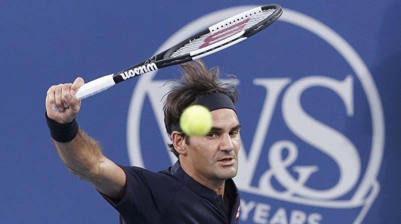 Tennis - Masters 1000 de Cincinnati: Roger Federer retrouve Novak Djokovic en finale