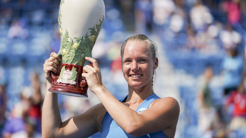 Masters 1000 de Cincinnati: Kiki Bertens domine la no1 Simona Halep