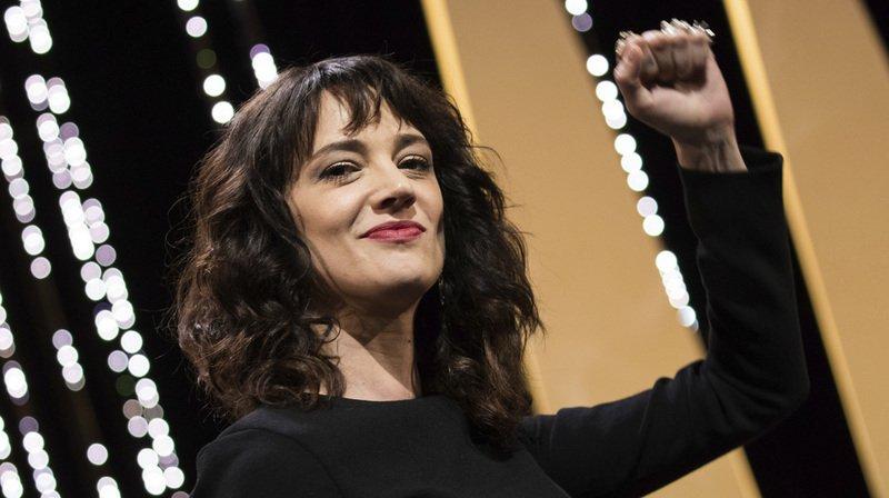 Harcèlement sexuel: l'actrice italienne Asia Argento nie toute relation sexuelle avec l'acteur Jimmy Bennett