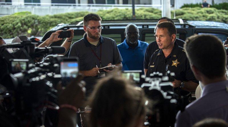 Etats-Unis: la fusillade à Jacksonville, en Floride, a fait trois morts