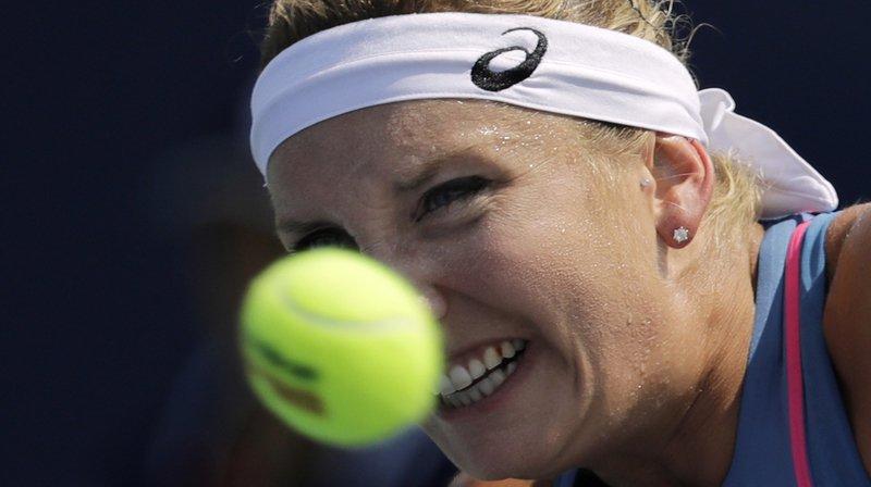 Tennis - US Open: Timea Bacsinszky éliminée en 3 sets dès son entrée en lice face à Krunic