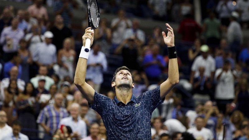 US Open: Djokovic ne se simplifie pas la tâche