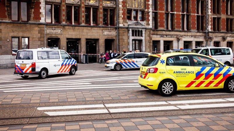 Les enquêteurs ont assuré la nature terroriste de l'attaque au couteau.