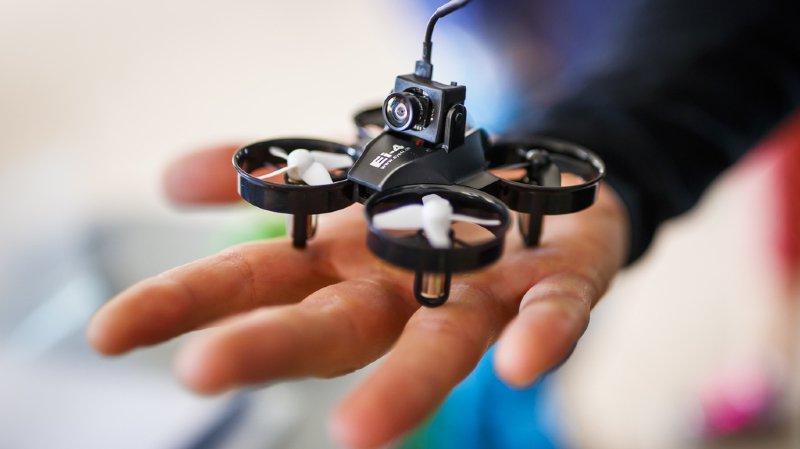 """""""Drone Days"""" à l'EPFL: tout sur les drones jusqu'à dimanche"""