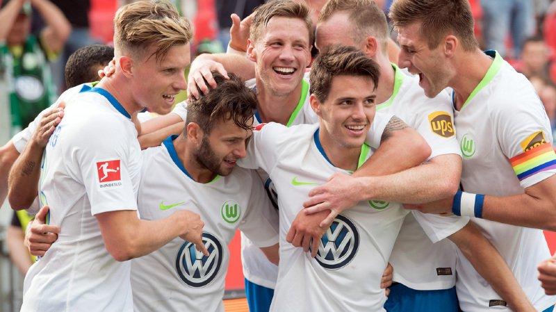 Football: Renato Steffen premier buteur suisse de la saison