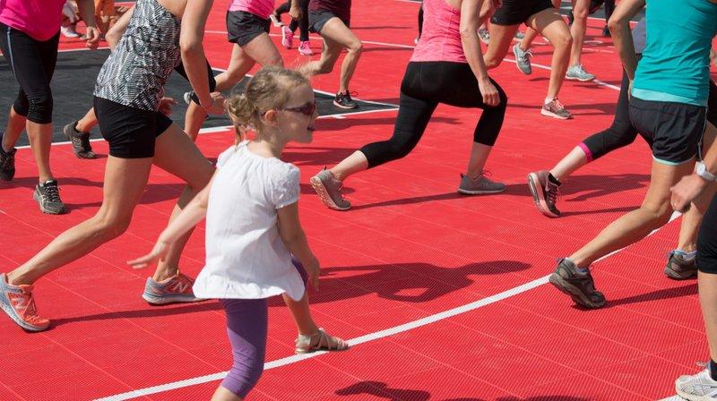 Faire le plein d'énergie au Festival des sports de Neuchâtel