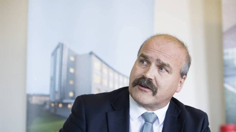 Philippe Bauer est actuellement conseiller national.