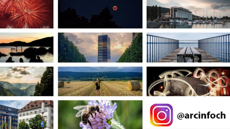 Journée mondiale de la photographie : concours ArcInfo