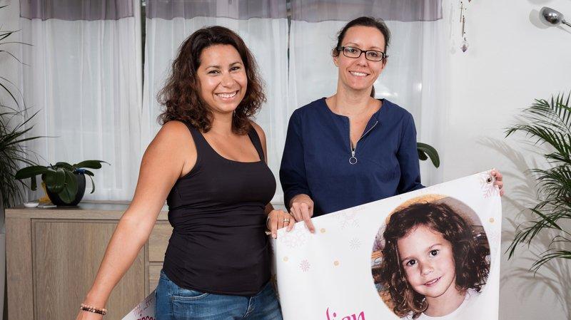 """Des mamans du Val-de-Ruz continuent le combat en souvenir de leur """"Mimi"""""""