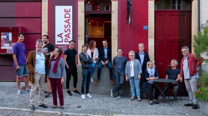 Boudry: l'espace culturel de la Passade fête ses vingt ans d'existence