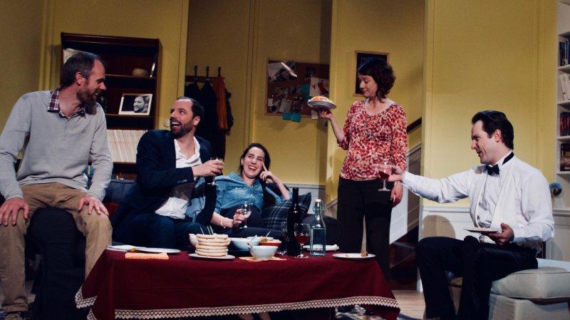 Le théâtre de Colombier offre un bain d'amour et d'humour