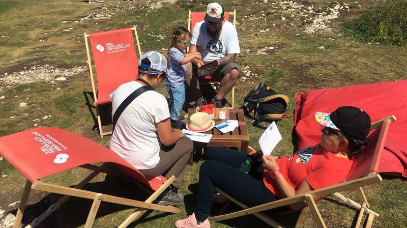 Près de 18'000 personnes au Creux-du-Van cet été