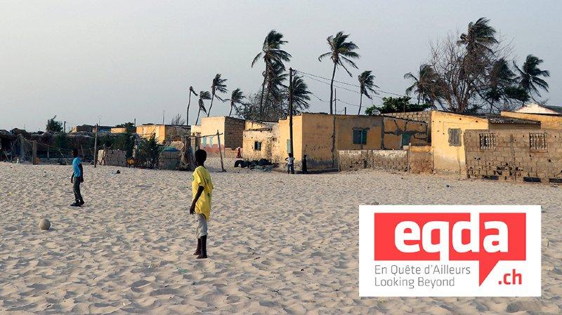 Pilote Barre, le village sénégalais sauvé des eaux