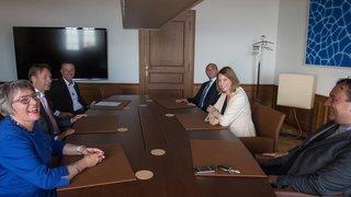 La chancelière d'Etat Séverine Despland accusée de difficultés relationnelles par plusieurs collaborateurs