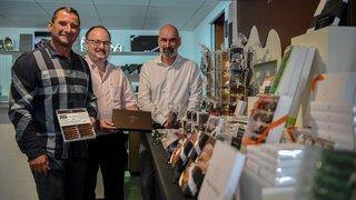 Jacot Chocolatier s'étend à Lausanne