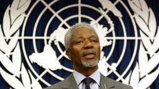 La Communauté africaine des Montagnes neuchâteloises porte le deuil de Kofi Annan