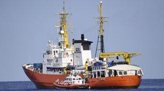 Le navire humanitaire l'Aquarius va accoster à Malte et les migrants seront accueillis par 5 pays