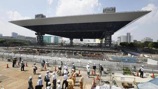 Jeux olympiques 2020: le Japon étudie la solution de l'heure d'été contre les fortes chaleurs