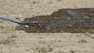 Restriction d'eau toujours en vigueur au Noirmont