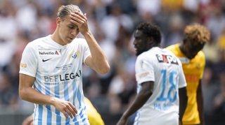 Football: Michael Frey exclu du FC Zurich jusqu'à nouvel avis