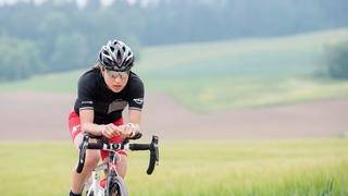 """Loanne Duvoisin """"bronzée"""" aux championnats de Suisse de triathlon"""