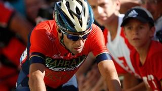 Nibali, Aru, Quintana  et Valverde à la Vuelta